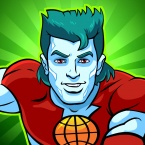 Captain Planet: Gaia Guardians logo