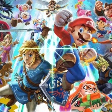 Super Smash Bros Ultimate lands on Nintendo Switch in December