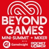 Sign up for next week's Beyond Games networking mixer in London
