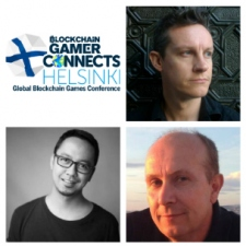 Blockchain Gamer Connects Helsinki 2018 reveals first waves of speakers