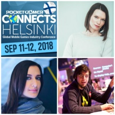 Second wave of speakers announced for Pocket Gamer Connects Helsinki