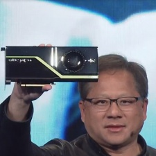 GPU revenue down 20% year-on-year at Nvidia