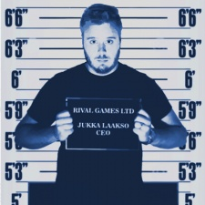 Speaker spotlight: Jukka Laakso, Rival Games
