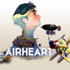 The best of The Big Indie Pitch 2018 - Airheart - Tales of Broken Wings