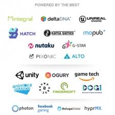 Celebrating the sponsors for next week's Pocket Gamer Connects Helsinki
