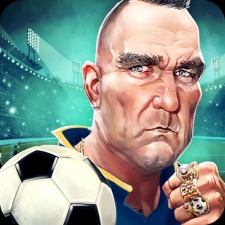 Vinnie Jones is the face of Stanga Games' Underworld Football Manager