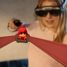 Angry Birds comes to Magic Leap One with Rovio and Resolution Games partnership