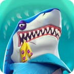 Hungry Shark Heroes logo