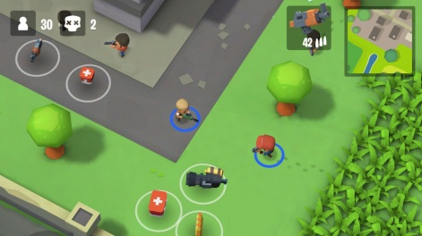 How Futureplay Games successfully made battle royale snack-sized for mobile