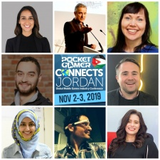 Geewa, Tencent, Snap Inc and the IMGA to speak at the first ever Pocket Gamer Connects Jordan