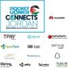 A special thank you to the sponsors for Pocket Gamer Connects Jordan