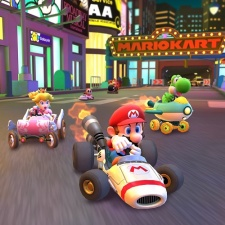 Mario Kart Tour drives 124 million downloads in first month