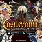 Castlevania: Grimoire of Souls logo