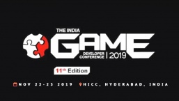 The India Game Developer Conference 2019