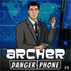 Disruptor Beam creates Archer mobile game based on edgy FX animated series