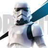 Fortnite uses the force with stormtrooper outfit