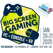 Riot Games, Paradox Interactive, Red Kite Games and Super Evil Megacorp speaking at first Big Screen Gaming conference in January