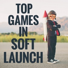 54 top games in soft launch: From Angry Birds Casual and Hay Day Pop to Harry Potter: Puzzles & Spells and Tom Clancy's Elite Squad