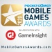 Who will win at the 2020 Mobile Games Awards?