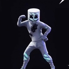 DJ Marshmello's Fortnite concert makes history with 10 million concurrent players