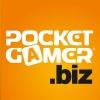 PocketGamer.biz logo