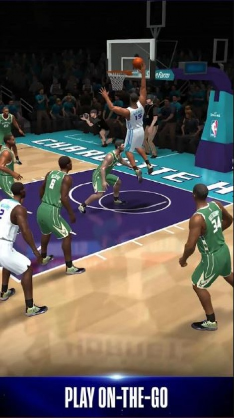 fb9a35e27720 Using touch controls play players from across the world while keeping  up-to-date on all the latest NBA news.