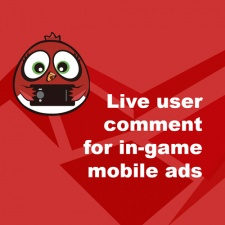 How live user comments for in-game mobile ads are boosting developer revenues