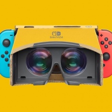 Nintendo steps into the world of VR with new Labo kit for Switch