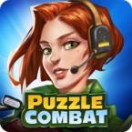 Puzzle Combat  logo