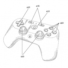 Recently-revealed patent flaunts what could be Google's first gamepad