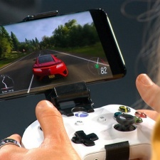 Microsoft's xCloud streaming service lets you play Xbox One games on your smartphone