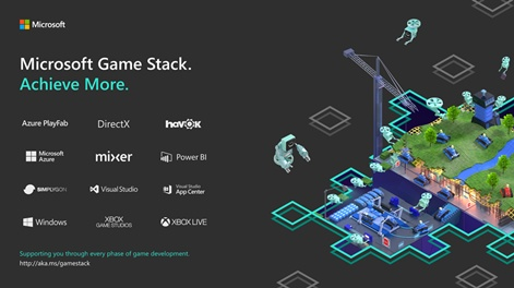 Microsoft brings tools and services under Microsoft Game