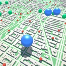 Lessons from a year of location-based games with Google Maps
