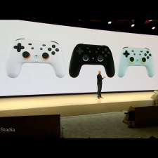 GDC 2019: Google's new Stadia controller connects directly over wifi