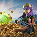 Clash of Clans revenue jumped 72% to $71 million in month after Gold Pass introduction logo