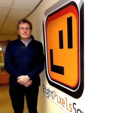 Jobs in Games: Eight Pixels Square VP Hugh Binns on co-founding a studio