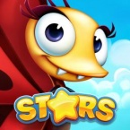 Best Fiends Stars logo
