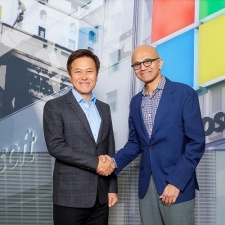 Cloud partnership is driven by Sony according to Microsoft CEO