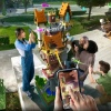 AR game Minecraft Earth arrives on mobile this summer