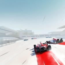 Hutch's first Formula One-partnered game is F1 Manager