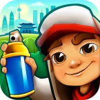 Subway Surfers dives past 2.5 billion downloads worldwide logo