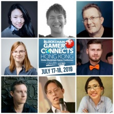 Blockchain Cuties, Mythical Games and Refereum to speak at the first Blockchain Gamer Connects Hong Kong