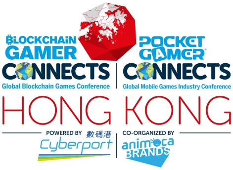 Who will you do business with at Pocket Gamer and Blockchain