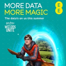 Niantic and EE partner to bring Wizards Unite bonuses to the UK