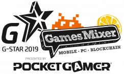 G-STAR Games Mixer presented by Pocket Gamer