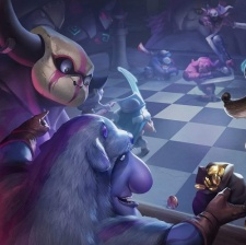 Seven new partners brought in for the first $1m Auto Chess Invitational tournament