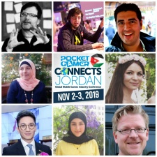 Tamatem, Zynga, Triple Dragon and iDreamSky feature in first wave of speakers for Pocket Gamer Connects Jordan