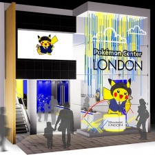Pop-up Pokemon Centre capturing London this October