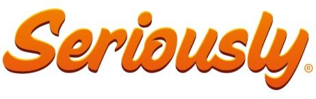 Seriously logo