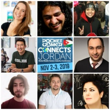 Epic Games, Netmarble, Wargaming and Falafel Games join the speaker lineup for Pocket Gamer Connects Jordan